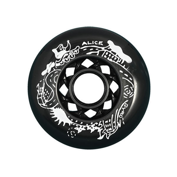 GYRO Wheel Alice 72mm Black