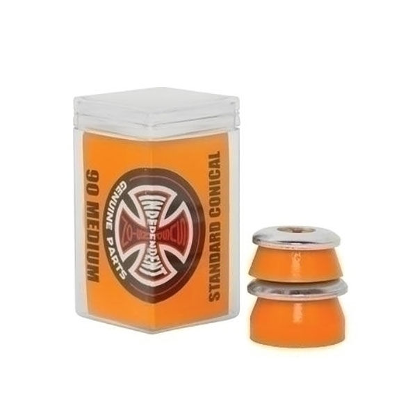 INDEPENDENT Bushings Medium Naranja 90a
