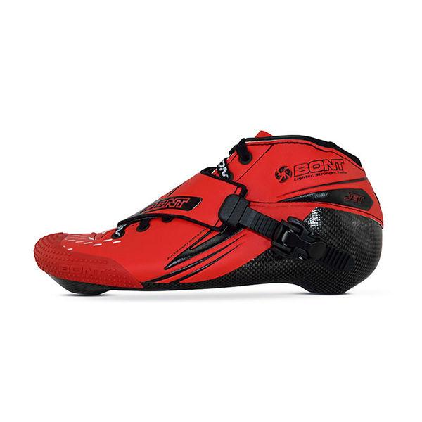 BONT Jet Fluoro Red / Black (Solo Bota) - Tienda de patines y ...