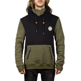 HYDROPONIC Sudadera Hunter Black Army Green