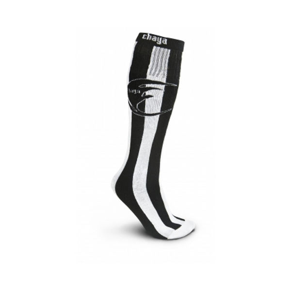 CHAYA Roller Quad Socks Black / White
