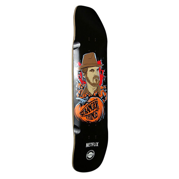 MADRID SKATEBOARDS X Stranger Things Chief Hopper