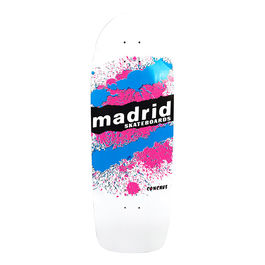 MADRID SKATEBOARDS Explosion OG White
