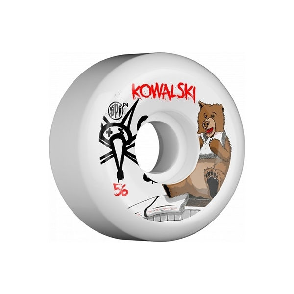 BONES Kowalski Bear 56mm 84b