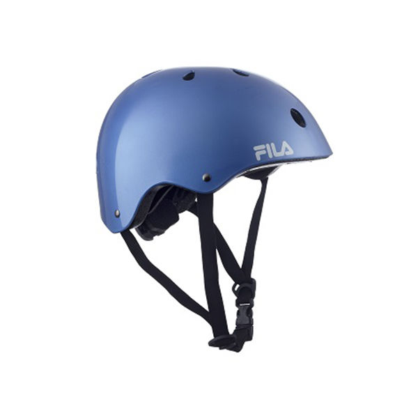 FILA Casco NRK Fun Junior Azul Metalizado