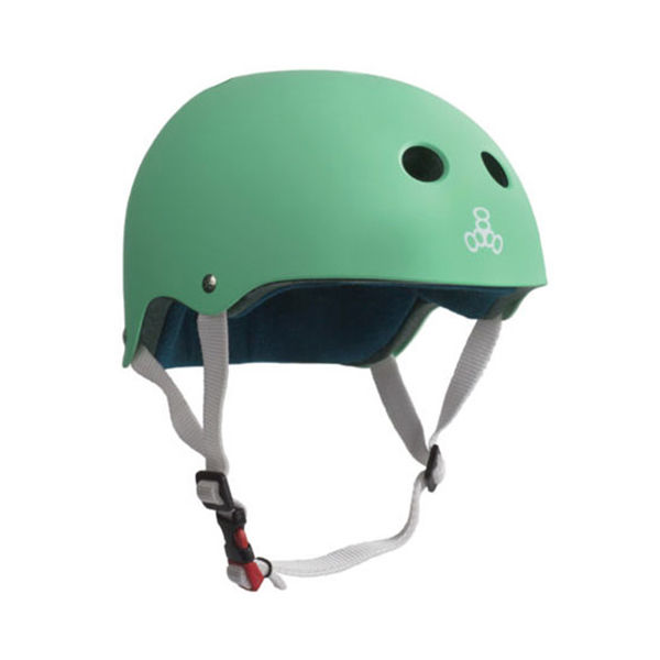 TRIPLE8 Casco Sweatsaver Certificado Mint