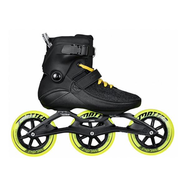 POWERSLIDE Swell Trinity Black Road 125