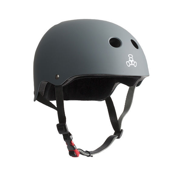 TRIPLE8 Casco Sweatsaver Certificado Carbon Rubber
