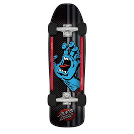 SANTA CRUZ Screaming Hand Metal Stripe 9.35