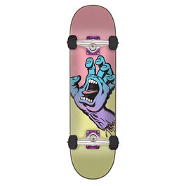 SANTA CRUZ Pastel Screaming Hand 7.5