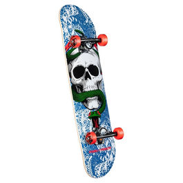 POWELL PERALTA Skull&Snake Blue Red 7.625