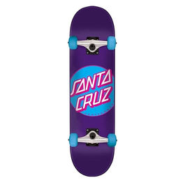 SANTA CRUZ Classic Dot Purple 7.8