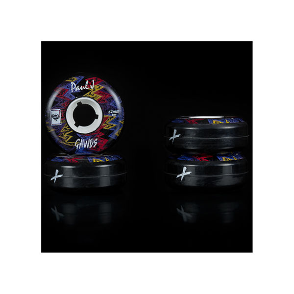 GAWDS Paul John Pro Wheels 57mm 88a Black