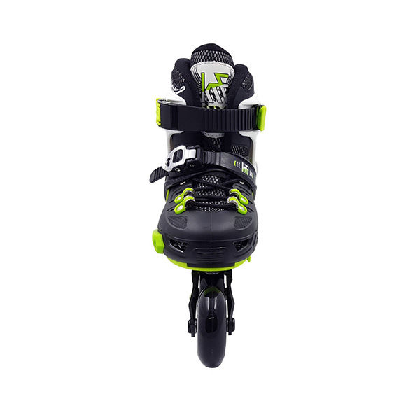 KRF Freeskate First 2019 Negro / Verde