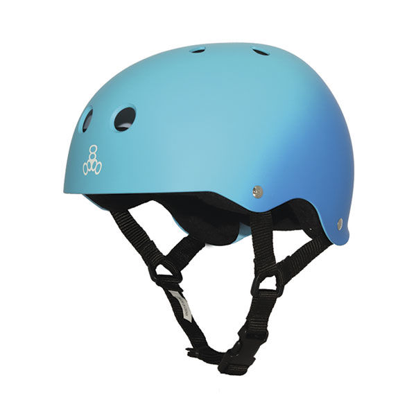 TRIPLE8 Casco Blue Fade Rubber