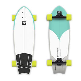 HYDROPONIC SurfSkate Surf White