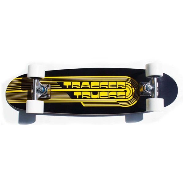TRACKER Cruiser Black