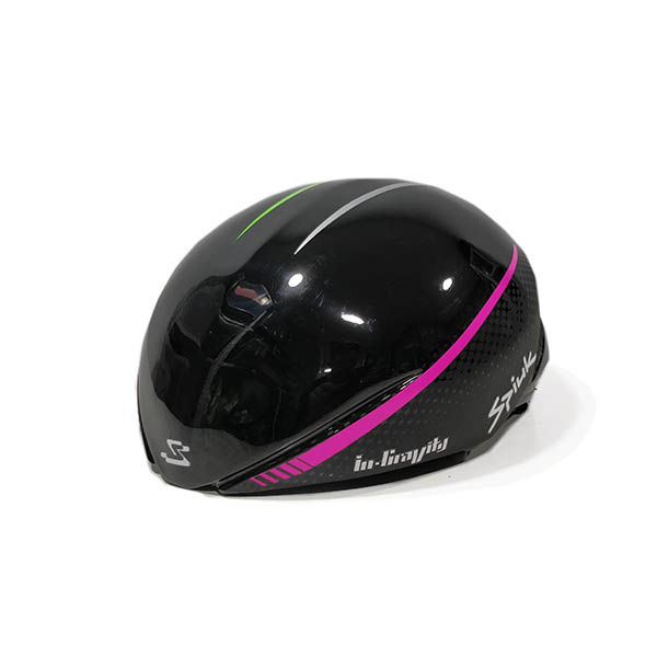SPIUK Casco In-Gravity Profit Negro / Rosa