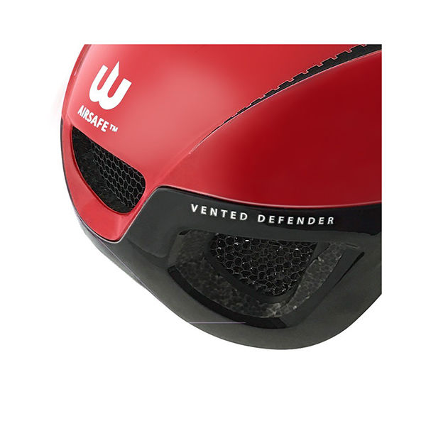 CÁDO MOTUS Helmet Omega Aerospeed Red / Black