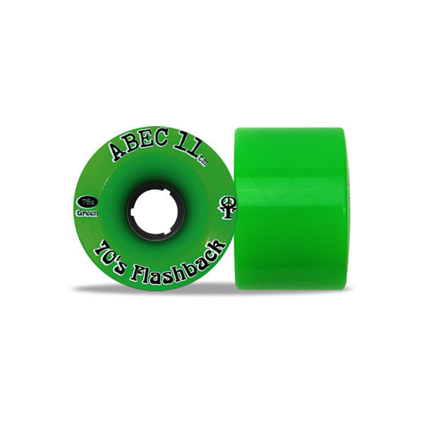 ABEC11 Ruedas Longboard Flashbacks 70mm