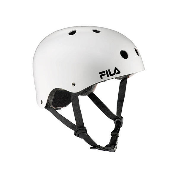 FILA Casco NRK Fun Junior Blanco