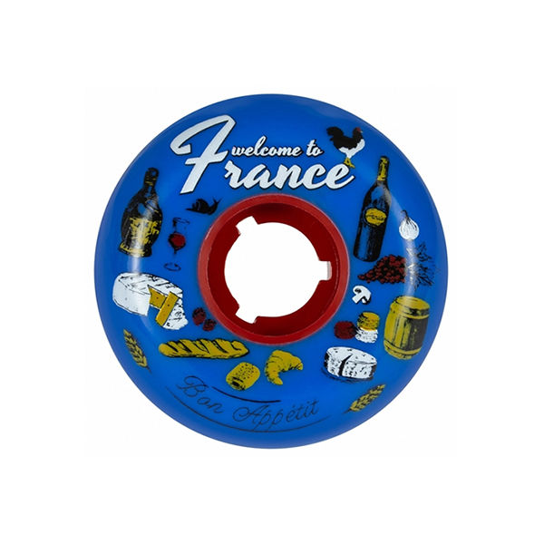 UNDERCOVER Pro Team Roman Abrate Foodie 60mm / 88a