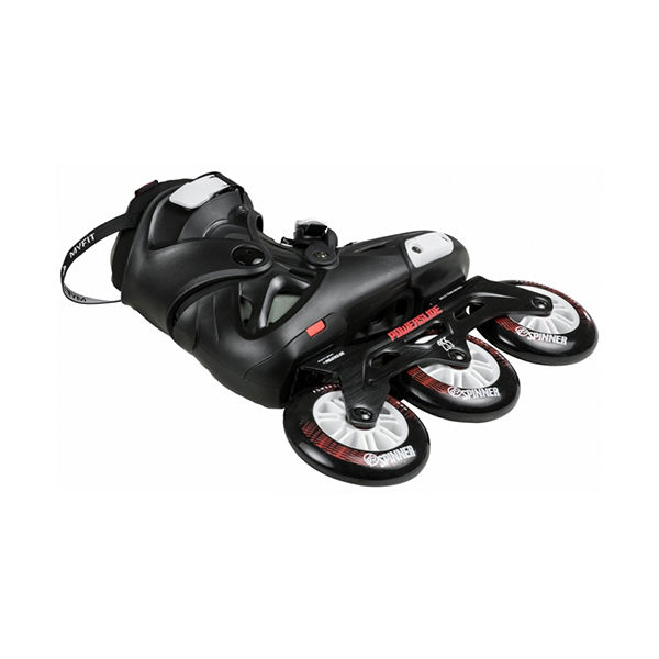 POWERSLIDE Imperial Supercruiser 110 Black / Crimson