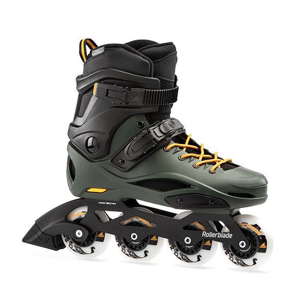 ROLLERBLADE RB 80 Pro Black / Dark Green