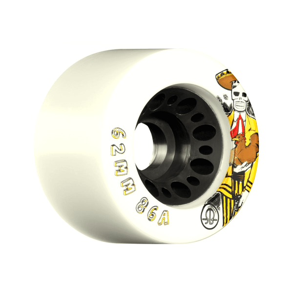 ROLLERBONES Day of the Dead 62mm 86a (4pcs)