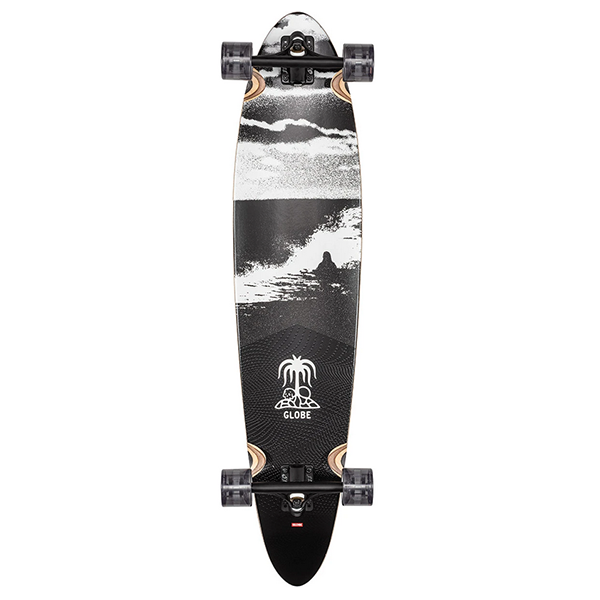 GLOBE Pinner Classic Coconut / Black Tide 40