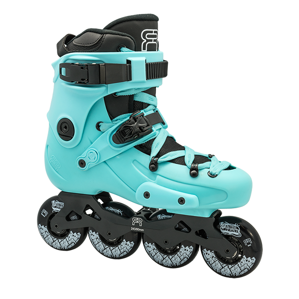 FR Skates FR1 80 Light Blue