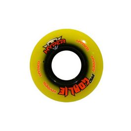 HYPER Rueda Hockey portero Goalie 47mm/76A