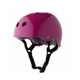 TRIPLE8 Casco Pink Gloss