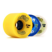 HAWGS Ruedas Longboard Micro Monsters