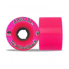 ABEC11 Flashbacks Pink 70mm 78a