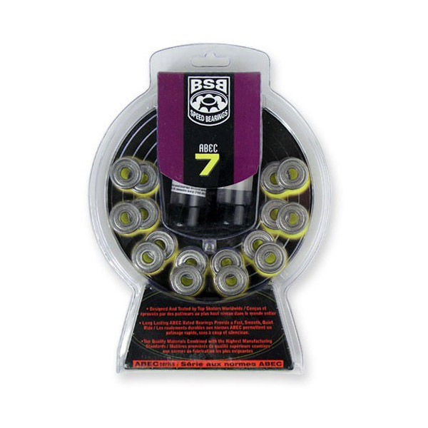 BSB Abec-7 Bearings (16 UNITS)
